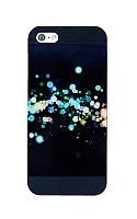"""Чехол """"Боке"""" с зеркальным покрытием для IPhone 6/6s"""