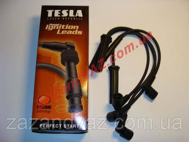 Провода свечные Tesla без наконечников Чехия Ланос 1.5 T699B