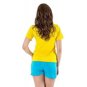 """Пижама женская футболка с шортами """"Украина"""" , фото 2"""