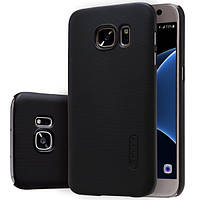 Nillkin Frosted for Samsung Galaxy S7 Black + пленка
