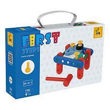 """Развивающие и обучающие игрушки «IQCamp» (1104) конструктор """"Первые шаги"""", фото 2"""