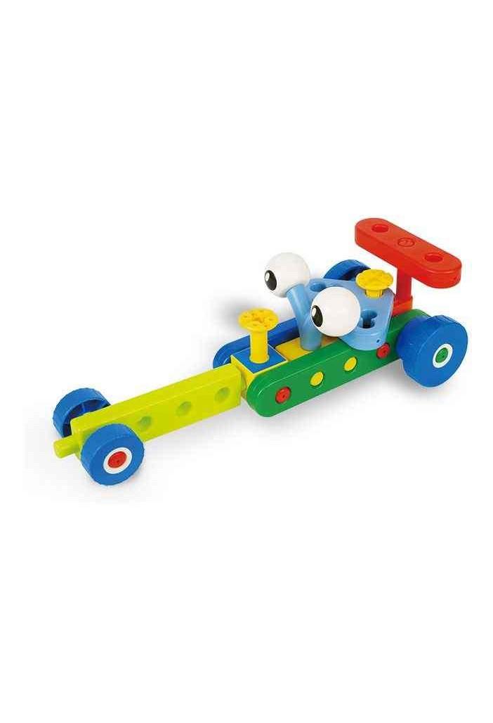 """Развивающие и обучающие игрушки «IQCamp» (1103) конструктор """"Сумасшедшие штучки"""""""