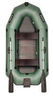 Bark B-250CND - лодка надувная двухместная Барк 250 с навесным транцем и подвижными сиденьями