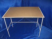 Мобильный металлический стол, фото 1