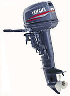 Yamaha 25BMHS - мотор лодочный двухтактный Ямаха 25