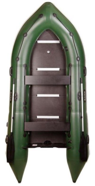 Bark BN-310S - лодка надувная килевая моторная Барк 310 с жестким фанерным настилом