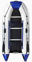 Storm stk-330Е Evolution - моторная килевая лодка Шторм 330 с фанерным настилом, фото 1