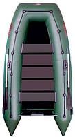 Catran C-310L - лодка надувная моторная Катран 310 четырехместная с ковриком