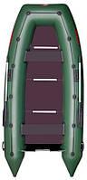 Catran C-333K - лодка надувная килевая моторная Катран 333 с жестким настилом
