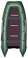 Catran C-350K - лодка надувная килевая моторная Катран 350 с жестким настилом