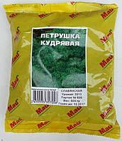 Семена Петрушки сорт Кудрявая Славянская 0,5 кг.