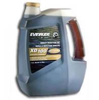 Evinrude Johnson  XD100 - масло 4 литра для двухтактных лодочных моторов BRP (США)