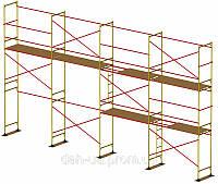 Будівельні ліси риштовка, будівельне риштування в оренду 098-150-60-70