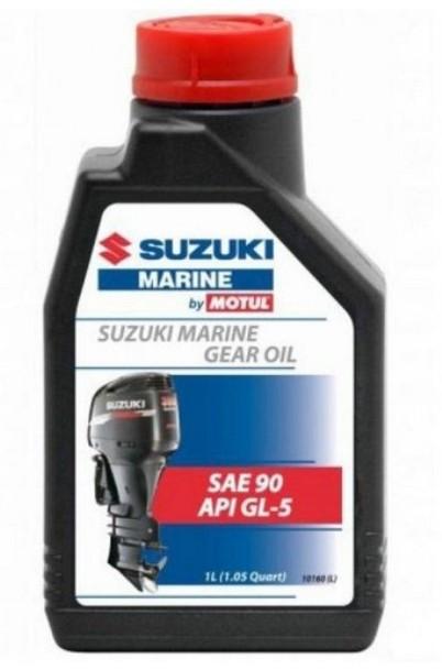 Suzuki SAE90 GL5 масло трансмиссионное Сузуки 1 литр