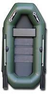 Elling 222C Navigator - лодка надувная гребная Эллинг Навигатор 222С c реечным ковриком