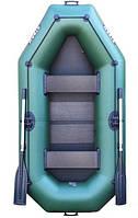 Aqua Storm st249 - лодка надувная двухместная Шторм 249 с реечным ковриком