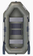 Storm sto249 - лодка надувная двухместная Шторм 249 с реечным ковриком