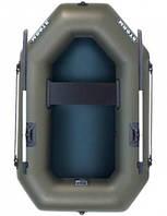 Storm st190 уключины - лодка надувная одноместная Шторм 190 с уключинами под весла