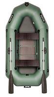 Bark B-250CD - лодка надувная Барк 249 с реечным ковриком и подвижными сиденьями