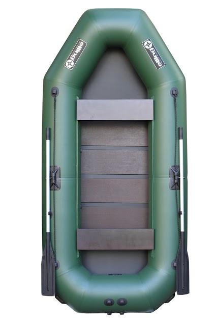 Elling 300СNМP Navigator - лодка надувная Эллинг Навигатор 300 с навесным транцем и брусом