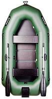 Bark B-250CN - лодка надувная двухместная Барк 249 с навесным транцем и ковриком, фото 1