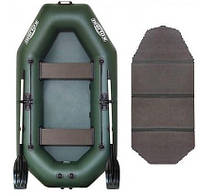 Kolibri К-280Т book - лодка надувная Колибри 280 с жестким настилом