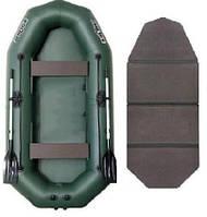 Kolibri К-290Т book - лодка надувная Колибри 290 с жестким настилом, фото 1