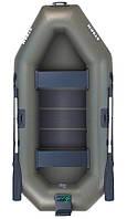 Aqua Storm st249cDt - лодка надувная Шторм 249 с навесным транцем и ковриком