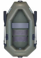 Aqua Storm ma220c - лодка надувная одноместная Шторм 220 с реечным ковриком