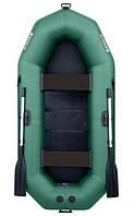 Aqua Storm ma240c - лодка надувная двухместная Шторм 240 с реечным ковриком, фото 1