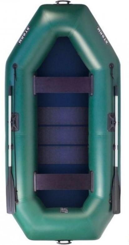 Aqua Storm SS300R – лодка надувная Шторм 300 с реечным ковриком
