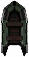 AquaStar C-360 FSD CAIMAN - лодка надувная моторная Аквастар 360 с реечным ковриком