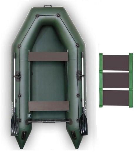 Kolibri КМ-330 rug - лодка надувная моторная Колибри 330 с реечным ковриком