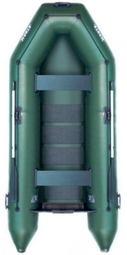 Aqua Storm stm330 – лодка надувная моторная Шторм 330 с реечным ковриком