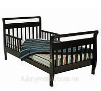 Классическая одноместная кровать в детскую «Лия»