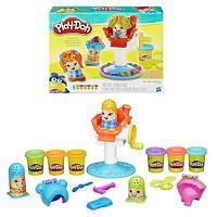 Пластелин Прически Play-Doh Crazy Cuts Playset