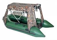 Тент-палатка для лодки Kolibri КМ450DSL