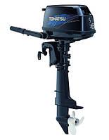 Tohatsu MFS5CL - мотор лодочный четырехтактный Тохатсу 5 с длинной ногой