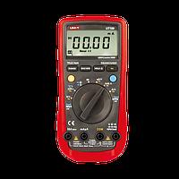 UNI-T UTM 1109 (UT109) автомобильный мультиметр цифровой детектор измерения напряжения и силы тока
