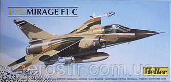 MIRAGE F1 C 1/72 HELLER 80318