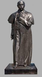 Скульптура мужчины из искусственного мрамора № 2