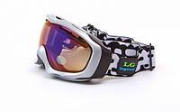Маска (очки) горнолыжные LEGEND LG7078