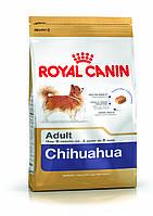 Royal Canin Chihuahua Adult - корм для собак породы чихуахуа с 8 месяцев 1,5 кг