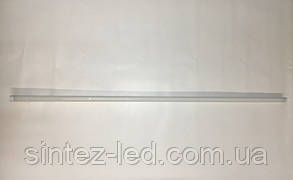 Линейный светодиодный светильник SL-7006L 18W 4000K T5 1200mm Код.57971, фото 3