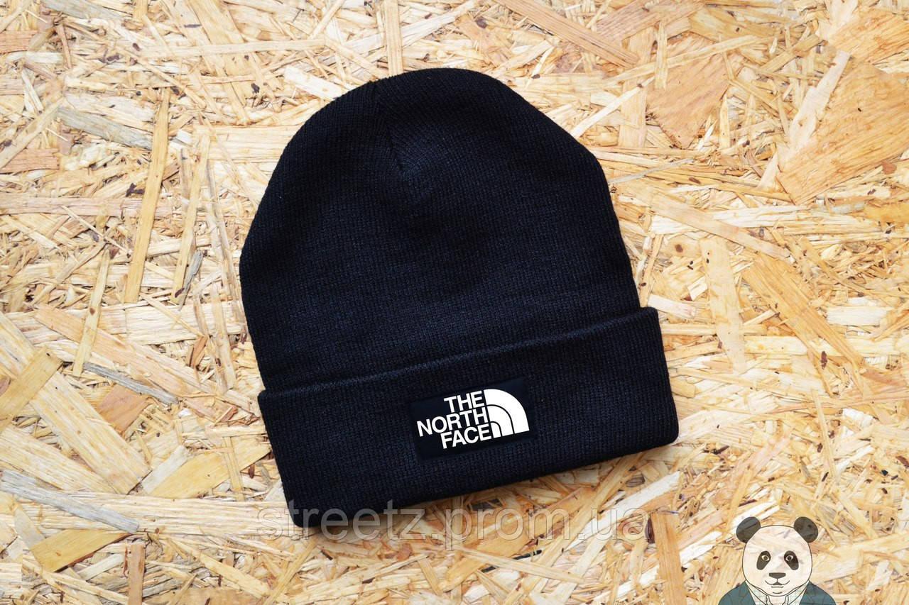 Зимняя шапка The North Face (большой выбор цветов)