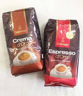Кофе в зернах Dallmayr Espresso d'Oro, Crema d'Oro 1 кг