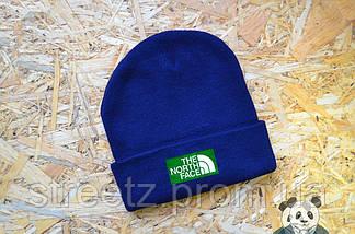 Зимова шапка The North Face (великий вибір кольорів), фото 3