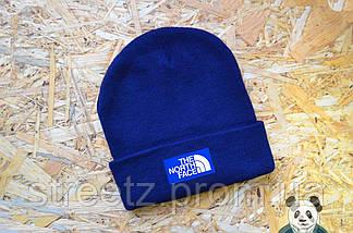 Зимова шапка The North Face (великий вибір кольорів), фото 2