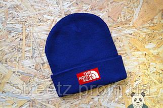 Зимняя шапка The North Face (большой выбор цветов), фото 3