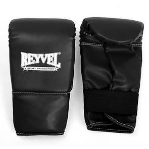Перчатки снарядные Reyvel винил черные